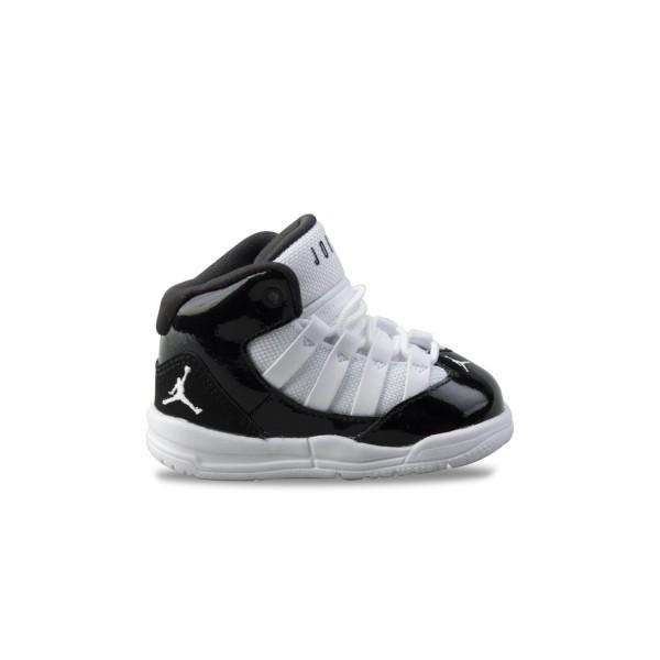 Jordan Max Aura I White - Black