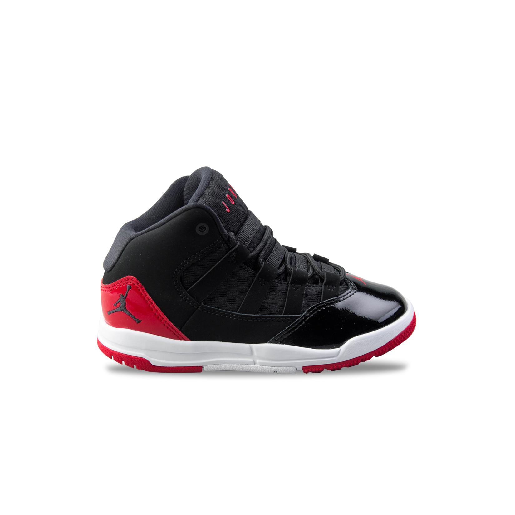Jordan Max Aura Black - Red
