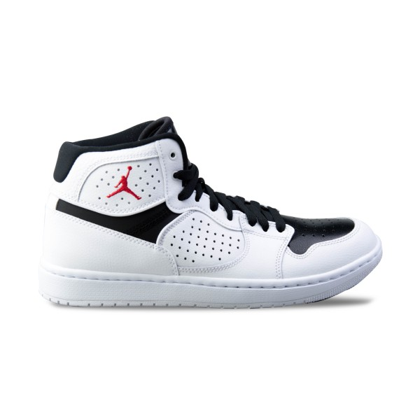 Jordan Access White - Black