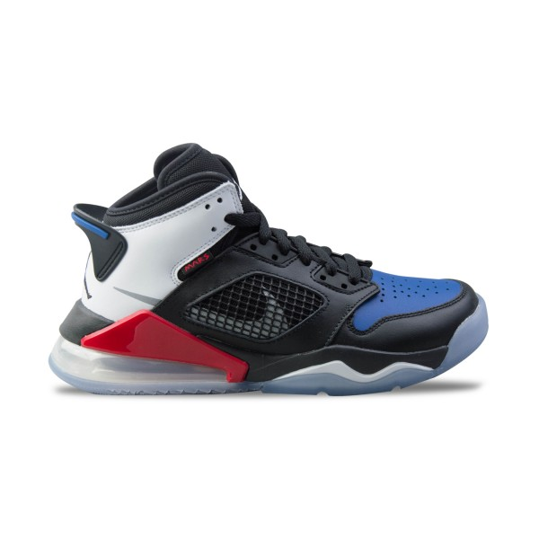 Jordan Mars 270 GS Black - Red - Blue