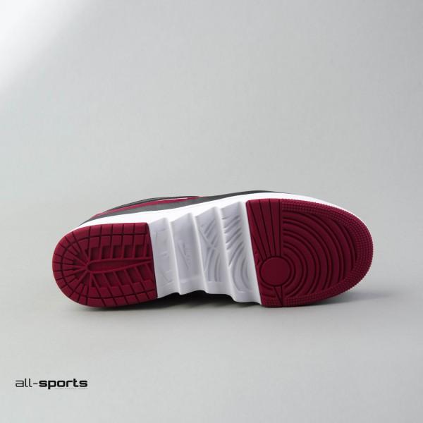 Jordan Air 1  Jester XX Low White - Black - Red
