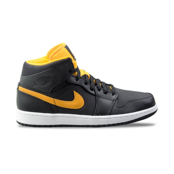 Jordan 1 Air Black - Yellow