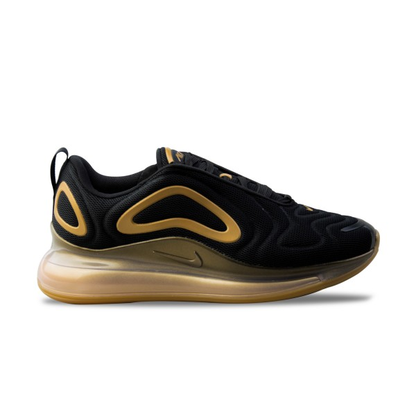 Nike Air Max 720 Black - Gold