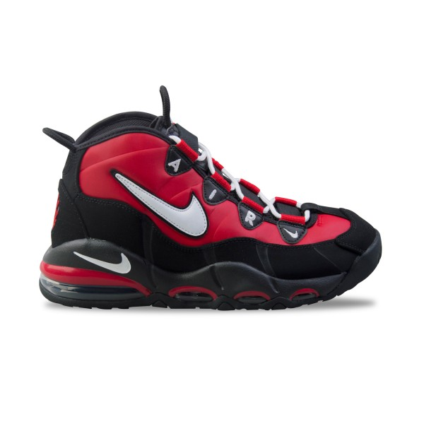 Nike Air Max Uptempo 95 Bulls Away Red - Black - White