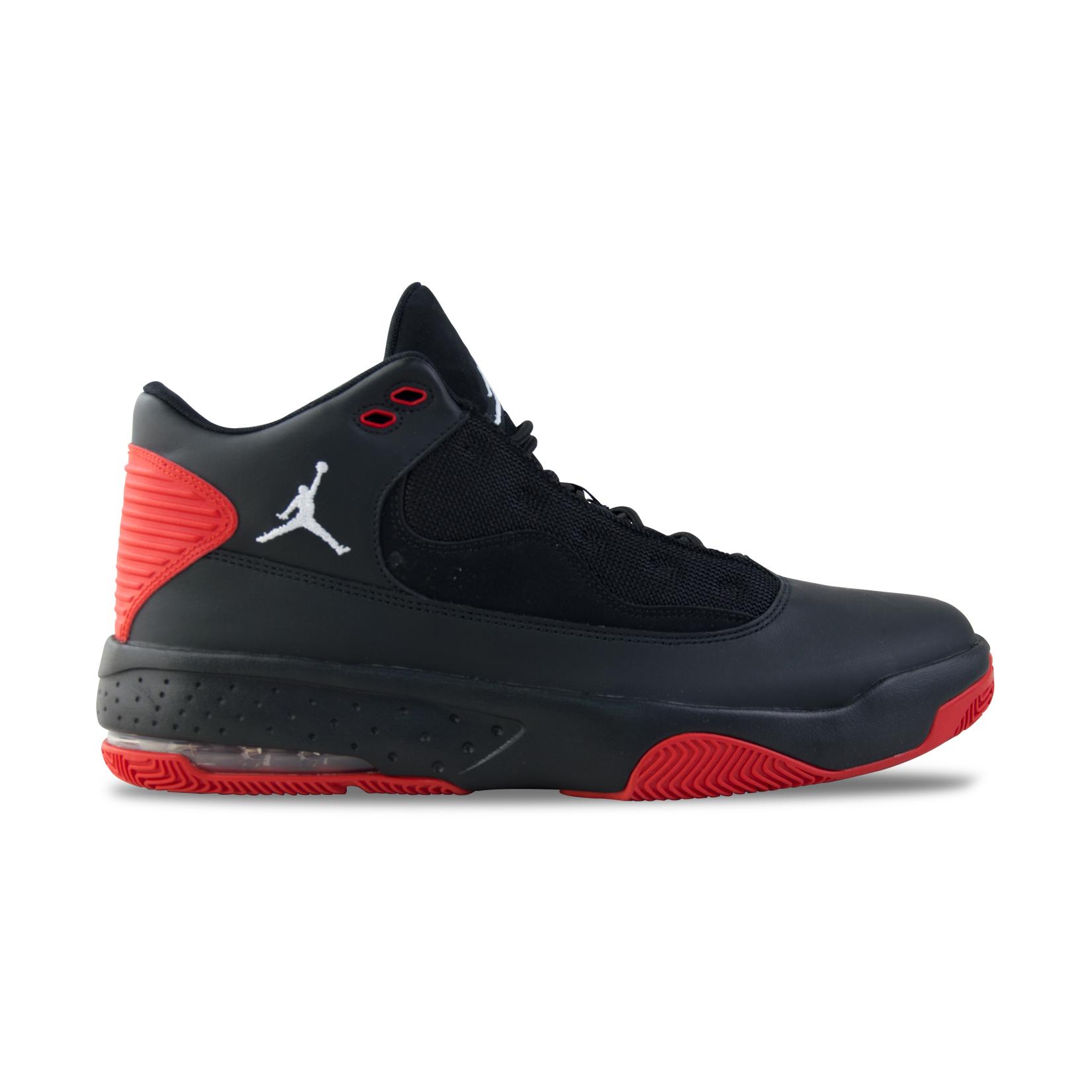 Jordan Max Aura 2 Black - Red
