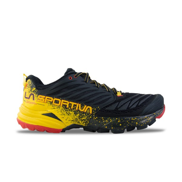 La Sportiva Akasha Black - Yellow