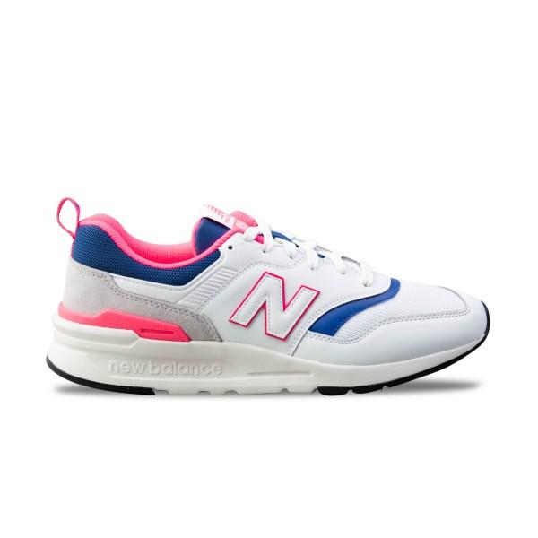 New Balance 997H White - Pink