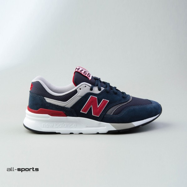 New Balance 997H Blue - Red