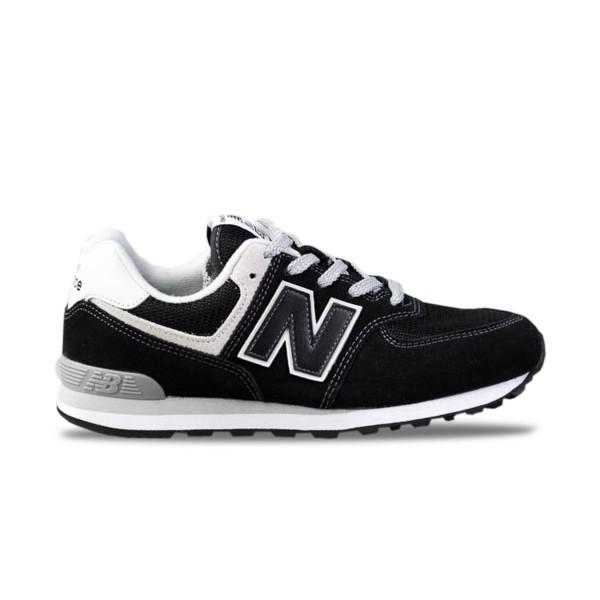 New Balance 574 J Black
