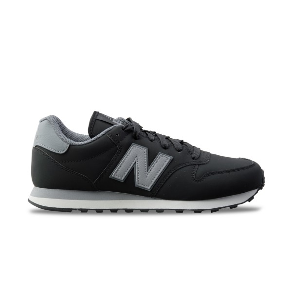 New Balance 500 Black - Grey