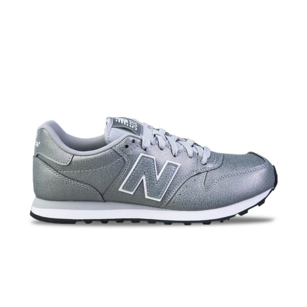 New Balance 500 Classics Leather Grey