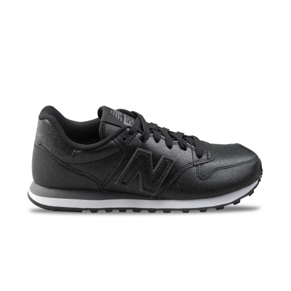 New Balance 500 Classics Leather Black