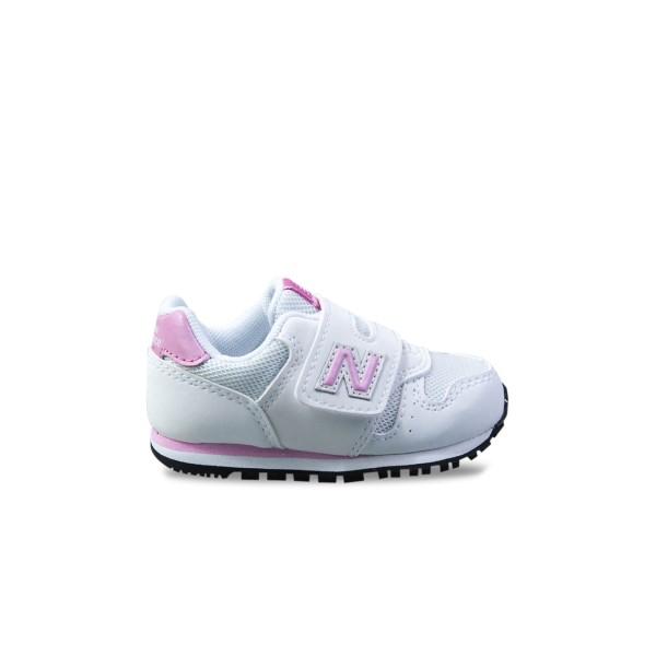 New Balance 373 I White - Pink