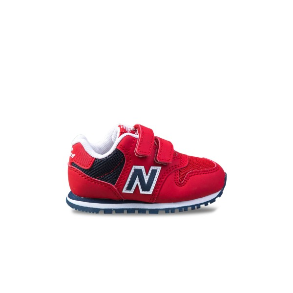 New Balance 500 I Red - Blue