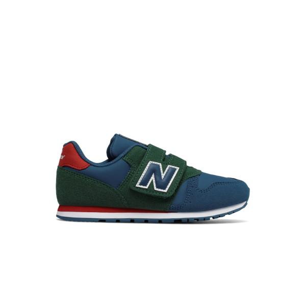 New Balance 373 Blue - Green