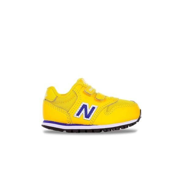 New Balance 500 Yellow