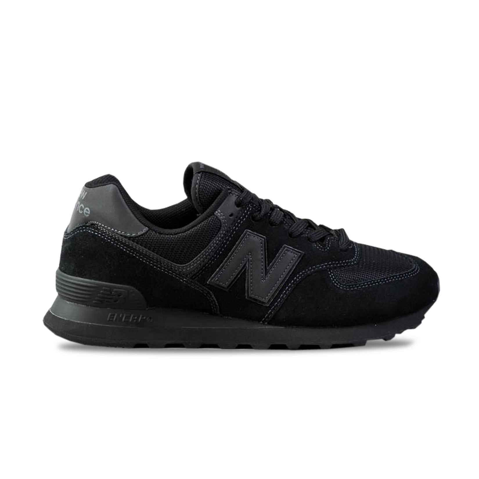 best loved aa369 201c8 Unisex Shoes New Balance 574 Black| All-Sports.gr