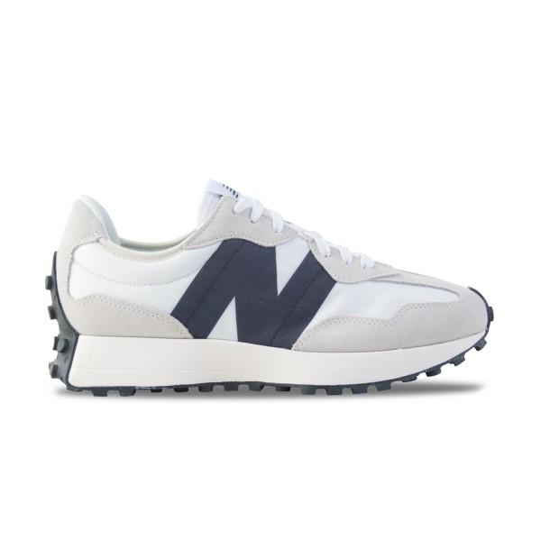 New Balance 327 M White - Grey