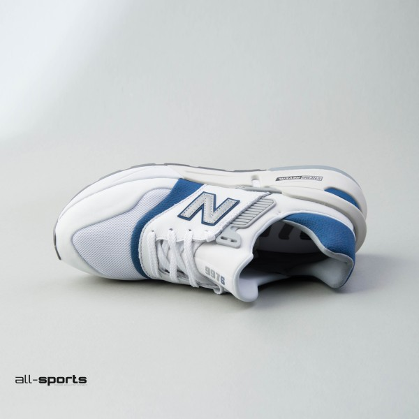 New Balance 997 Sport White - Blue