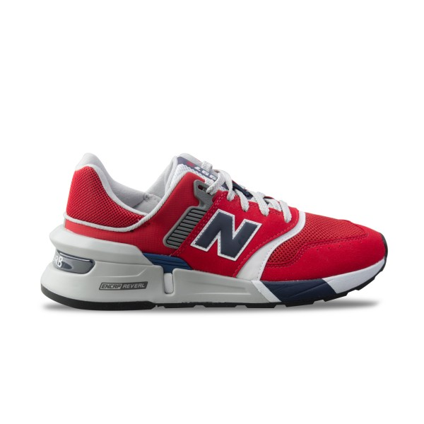 New Balance 997 Sport Red - Blue