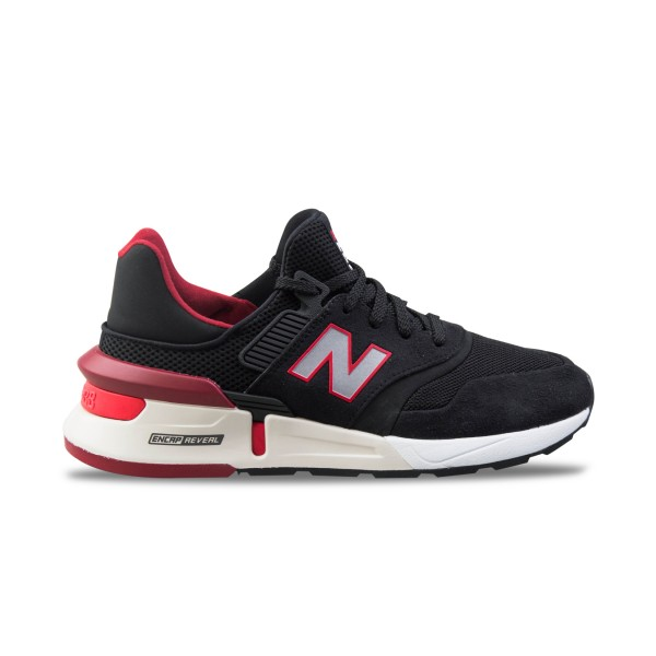 New Balance 997 Sport Black - Red