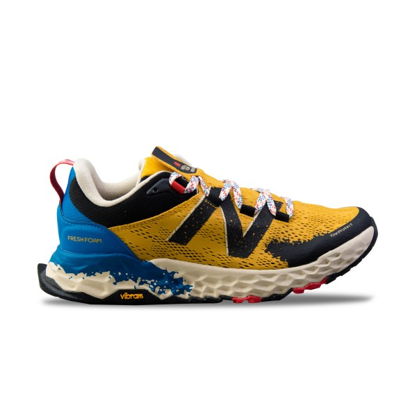 New Balance Fresh Foam Hierro v5  Yellow - Black