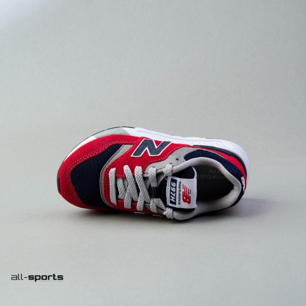 New Balance 997 K Red - Blue