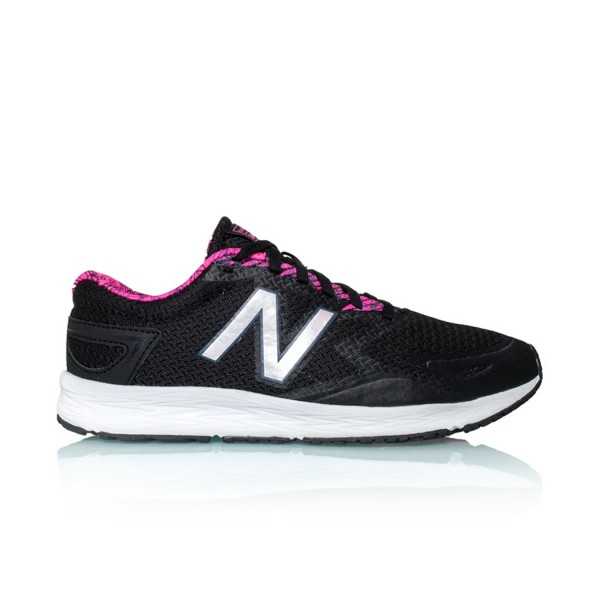New Balance Flash Black - Pink