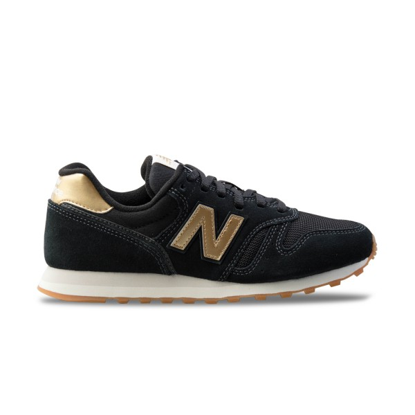 New Balance 373 Modern Black - Gold