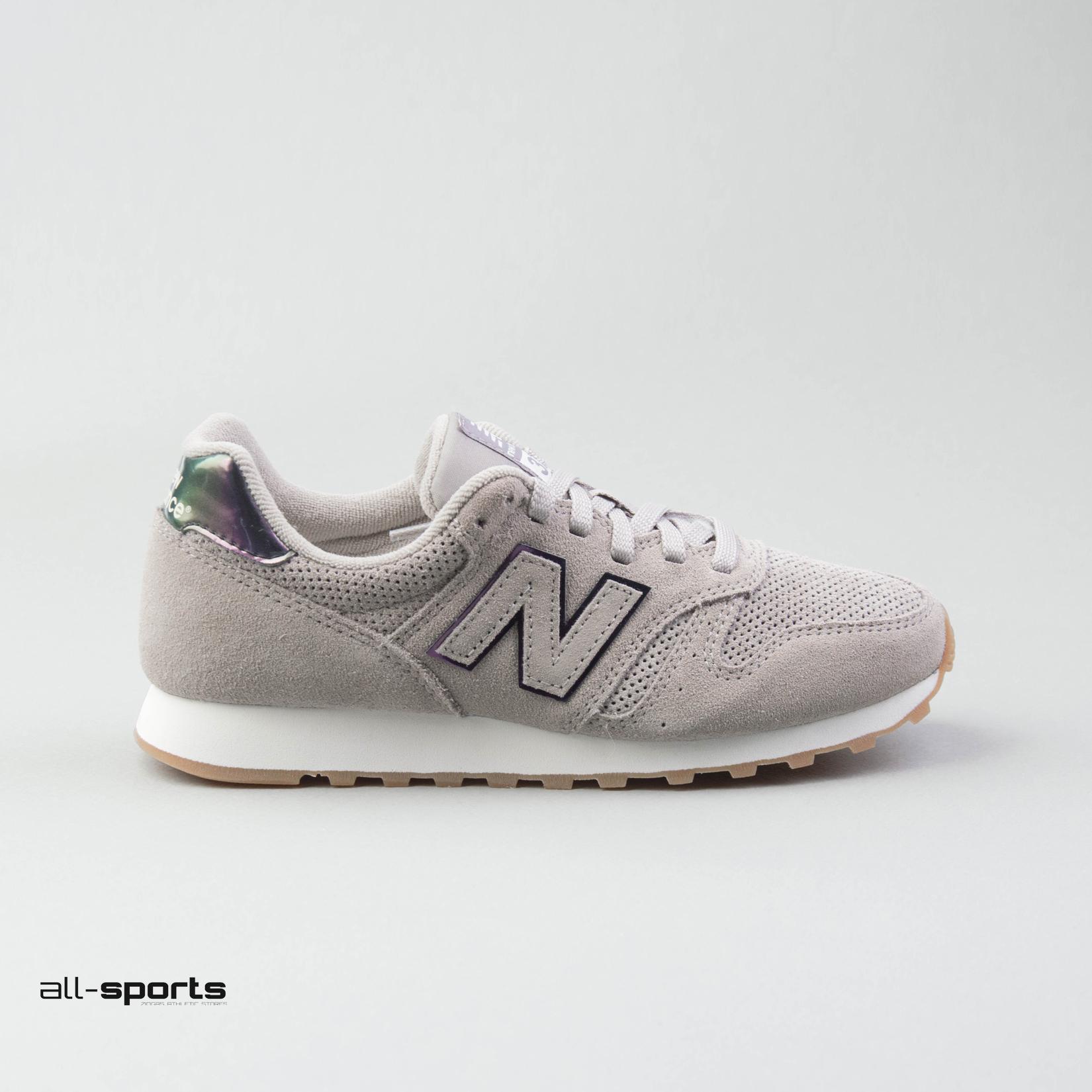 new product 5fd90 f371b Unisex Shoes New Balance 373 Modern Grey | All-Sports.gr