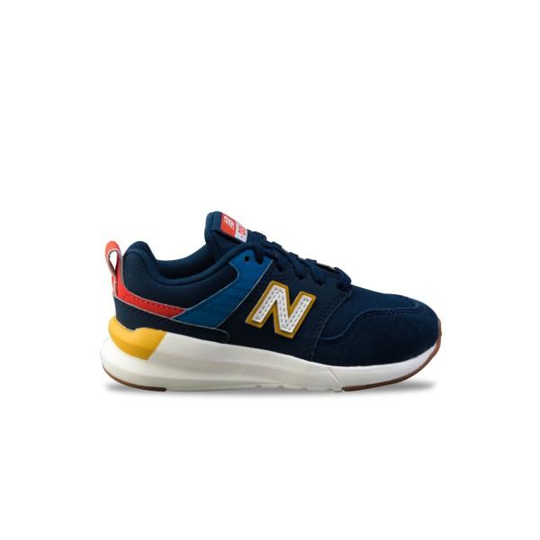 New Balance 009 Sport Blue - Red