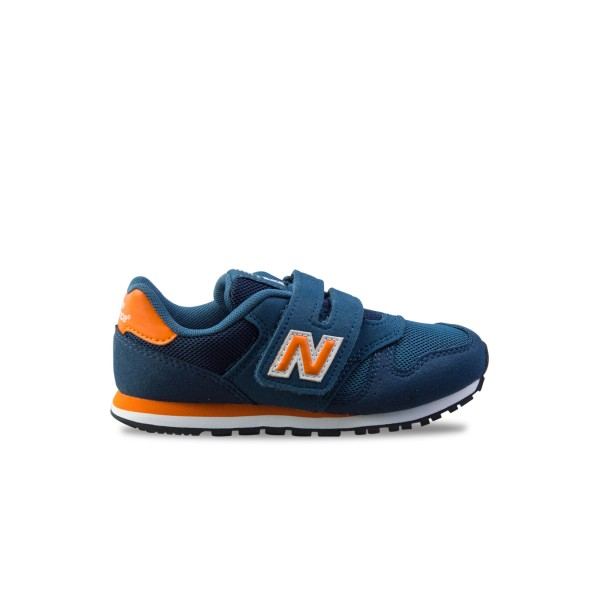 New Balance 373 K Blue - Orange
