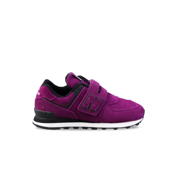 New Balance 574 Dark Purple