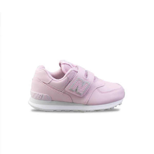 New Balance 574 K Leather Pink