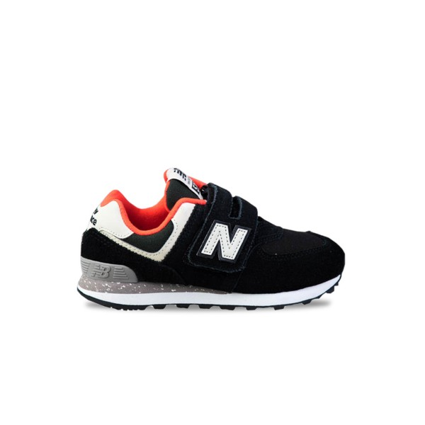 New Balance 574 Black - Beige