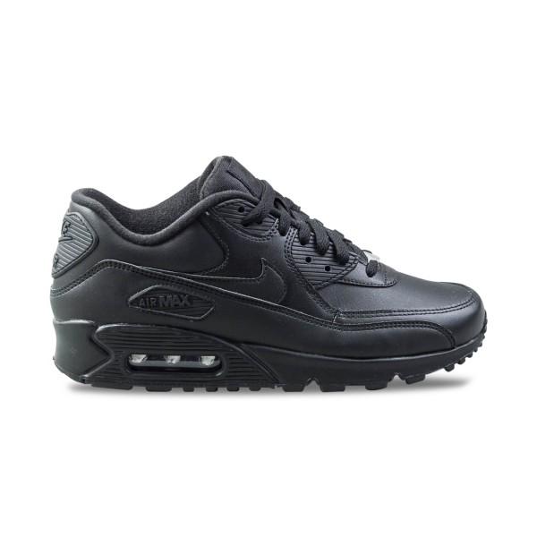 Nike Air Max 90 Essential Leather Black