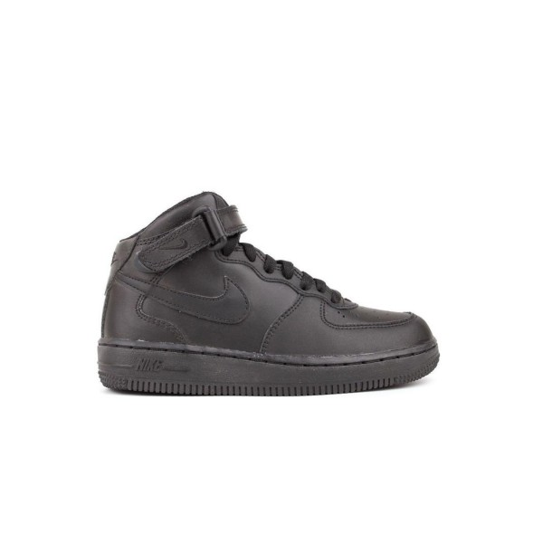 Nike Air Force 1 MID PS Black