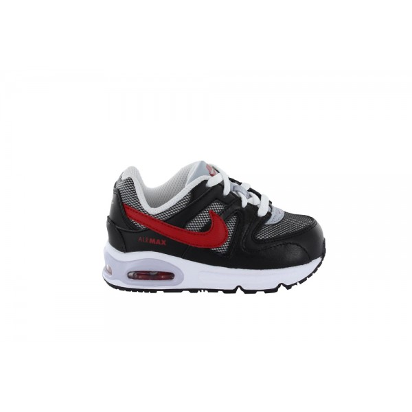 Nike Air Max Command Black - Red