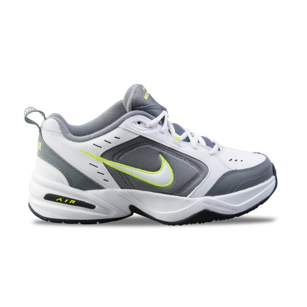 Nike Air Monarch IV White - Grey
