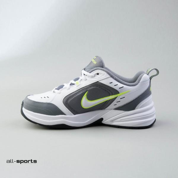 Nike Air Monarch IV White - Grey