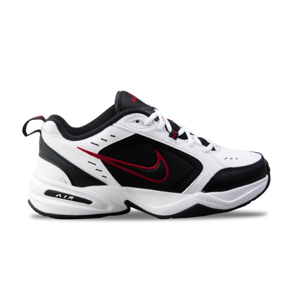 Nike Air Monarch IV White - Black