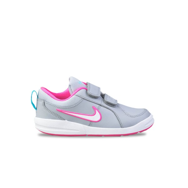 Nike Pico 4 Toddler Grey - Pink