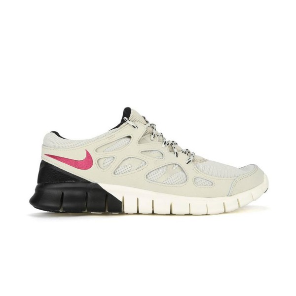 Nike Free Run 2 Beige - Black