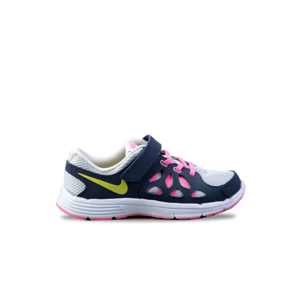 Nike Fusion Run 2 Grey - Blue - Pink