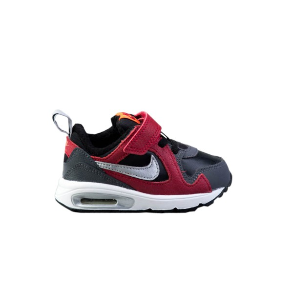 Nike Air Max Trax Black - Burgundy - Grey