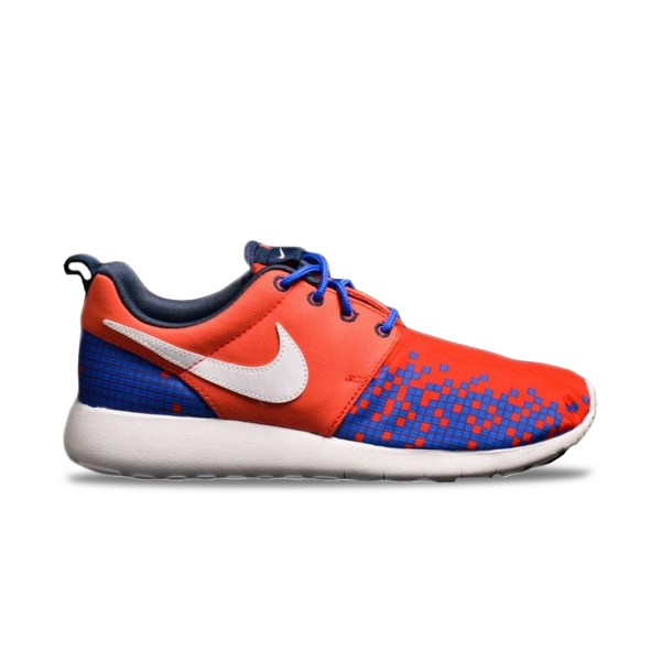 Nike Roshe One Red - Blue