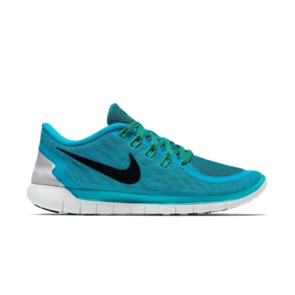 Nike Free 5.0 Light Blue - White