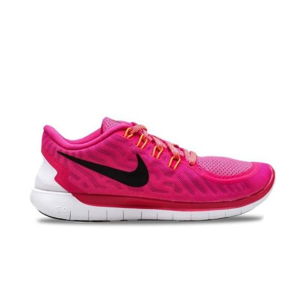 Nike Free 5.0 Pink - White