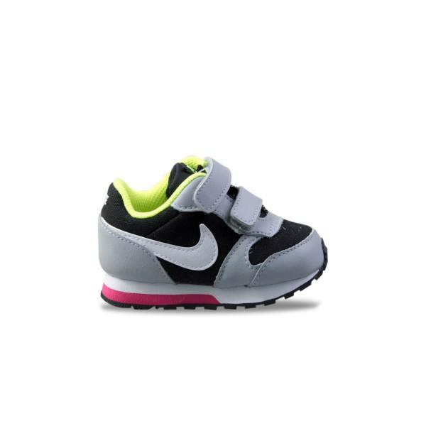 Nike MD Runner 2 Black - Grey