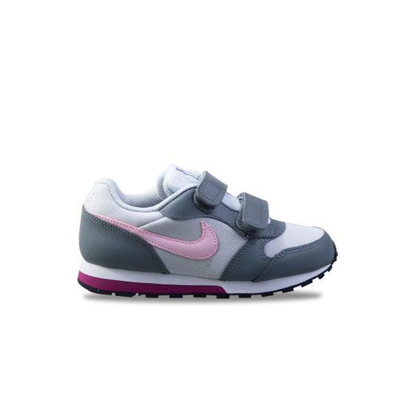 Nike MD Runner 2 Grey - Pink